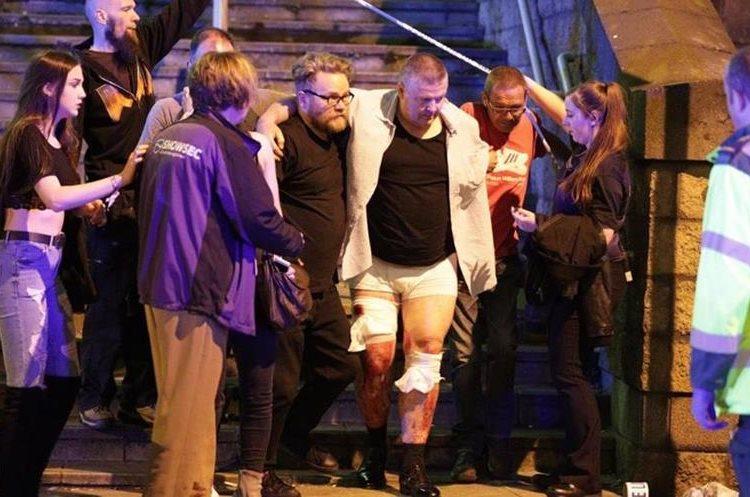 Identifican al terrorista que explotó bomba y mató a 22 personas
