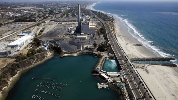 La planta de Carlsbad, en San Diego, es la mayor de Estados Unidos. GETTY IMAGES