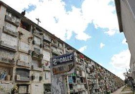 La ciudad de muertos es visitado el 10 de mayo, Día de la Madre y el 1 de noviembre. (Foto Prensa Libre: Oscar Felipe Q.)