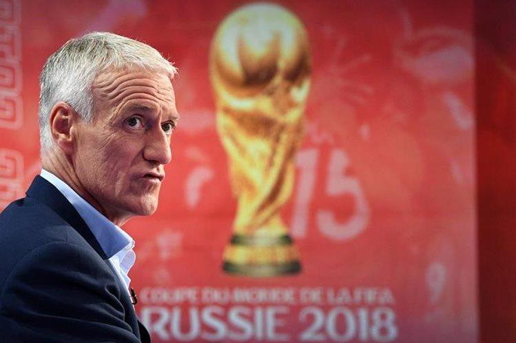 Griezmann, Pogba y Mbappé encabezan los 23 de Francia
