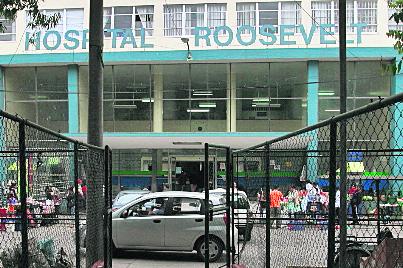 El reo Darwin José Barrera González se fuga del Hospital Roosevelt. (Foto Prensa Libre: Hemeroteca)