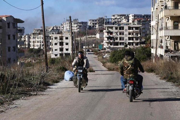 El hombre supuestamente habría luchado en Siria junto a las Unidades de Protección del Pueblo Kurdo. (Foto Prensa Libre: AFP).