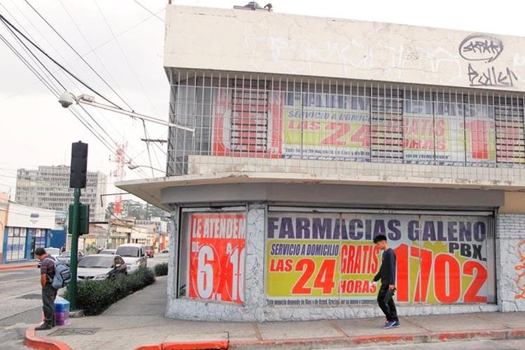 La SAT tiene juicios penales y económico-coactivos, espera recuperar deuda tributaria millonaria de comercios que evaden al fisco. (Foto Prensa Libre: Hemeroteca PL )