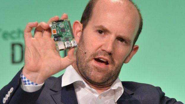 La fundación que creó Eben Upton lanzó las Raspberry Pi en 2012. (GETTY IMAGES)