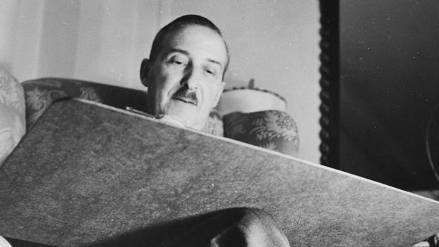 """El escritor resintió profundamente que su lengua materna hubiera sido """"usurpada"""" por los nazis. GETTY IMAGES"""
