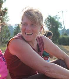 La voluntaria  Erika Jenni fue asesinada en Monterrico, Santa Rosa. (Foto Prensa Libre: Tomada de Facebook)