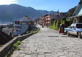 Vista de una de las calles de San Pedro Soloma. (Foto: Facebook comuna de San Pedro Soloma)