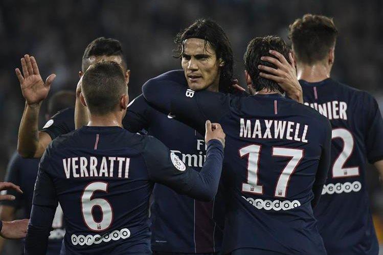 Cavani, elegido mejor jugador del año por los futbolistas de Francia