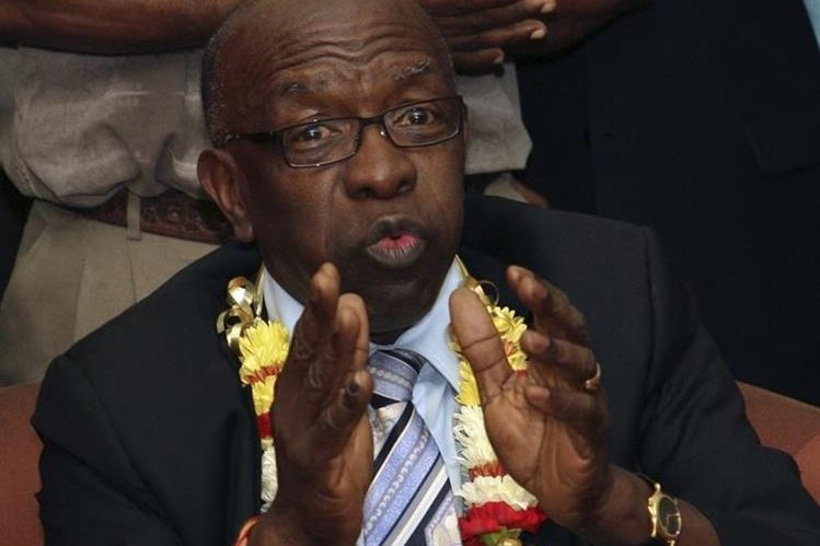 Jack Warner afirma que no le debe dinero a la Fifa. (Foto Prensa Libre: Hemeroteca PL)