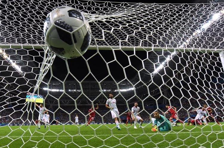 Diego Costa anotó gracias a un rebote en el área grande. (Foto Prensa Libre: AFP)