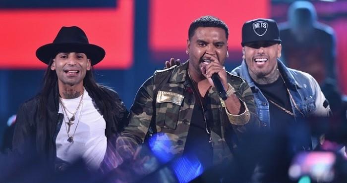Arcangel, Zion y Nicky Jam