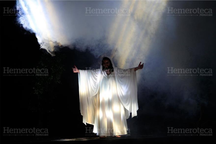 """La resurrección es el punto culminante de """"La Vía Dolorosa"""". (Foto: Hemeroteca PL)"""