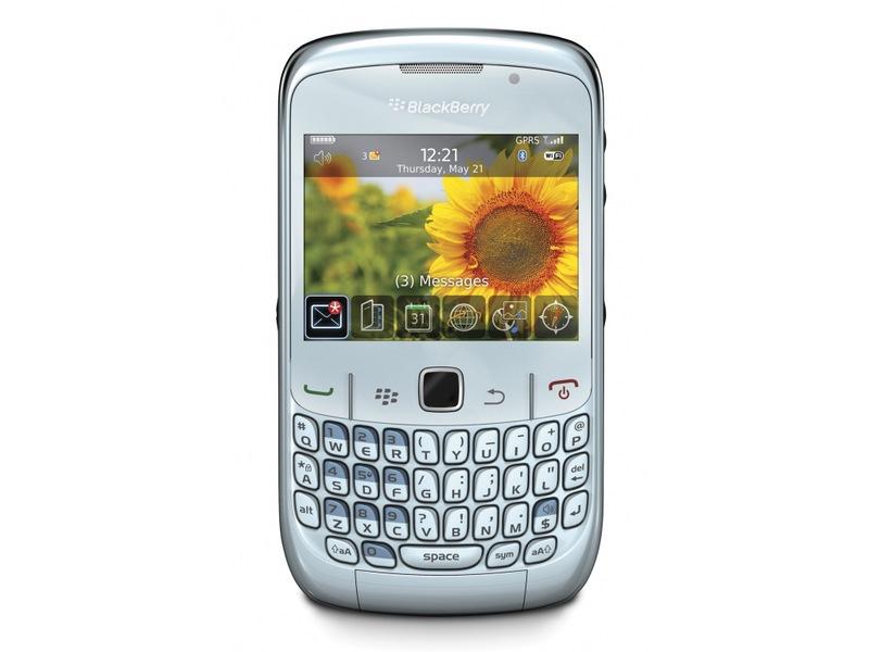 ¿Quién no recuerda el famoso  BlackBerry Curve 8520? Este fue muy popular en Latinoamérica. (Foto: Hemeroteca PL).