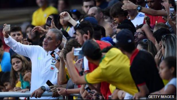 El seleccionador ha reconciliado a la Canarinha con sus aficionaos.