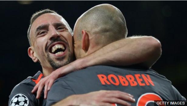 Ribéry y Robben formaron una pareja de oro en el Bayern Múnich, pero el conjunto bávaro esta confeccionando un equipo alternativo a ambos.