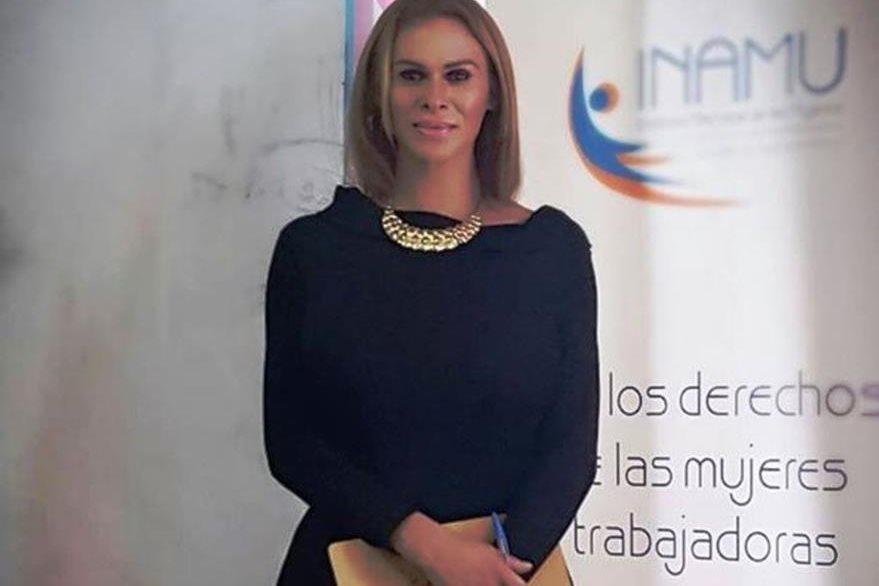 """""""La prostitución es lo único que tiene una mujer transgénero para sobrevivir en Costa Rica"""", dice Jimena Franco, quien con mucho esfuerzo logró estudiar y ahora estrena su primera película como protagonista. JIMENA FRANCO"""