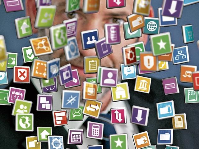 El uso de aplicaciones facilita la gestión empresarial. (Foto Prensa Libre: Hemeroteca PL)