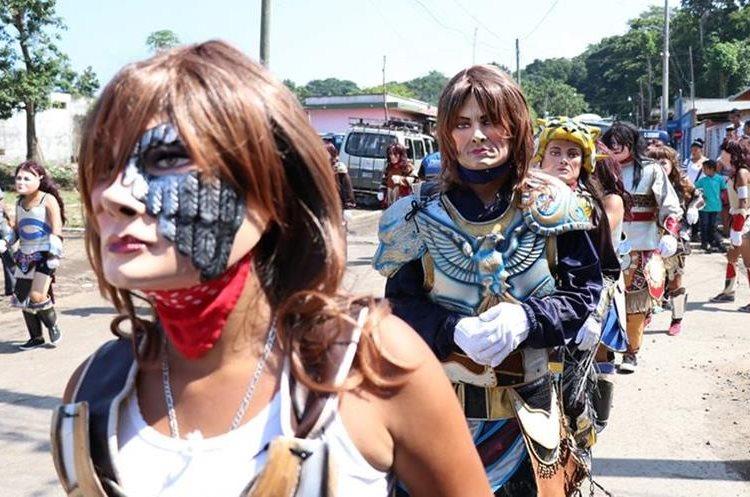 En Suchitepéquez hay varias tradiciones que deben ser dadas a conocer. (Foto Prensa Libre: Cristian Soto).