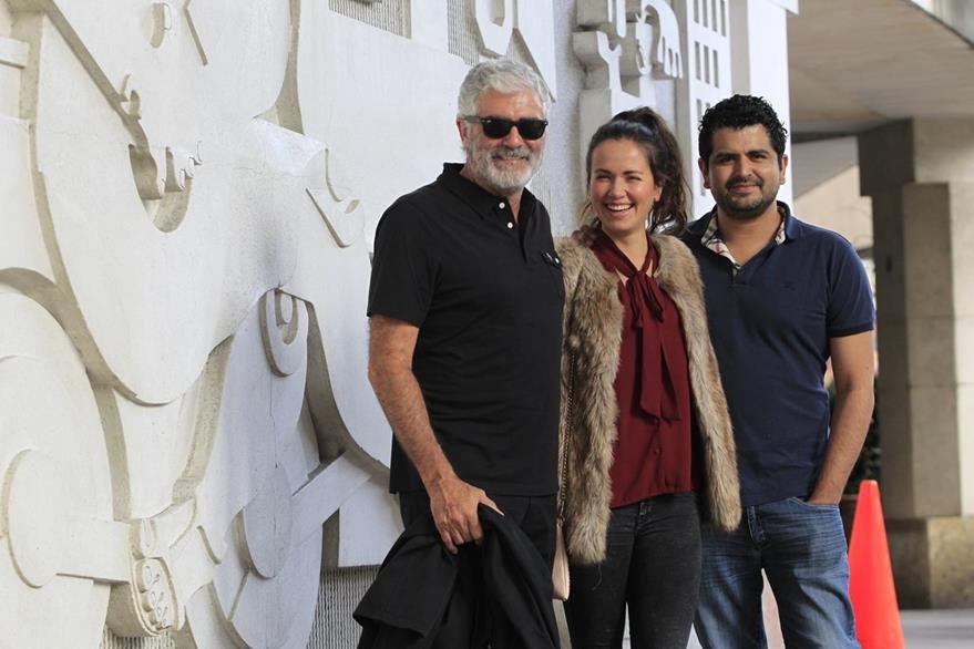 El cineasta guatemalteco Kenneth Müller filma su segunda película en el país.