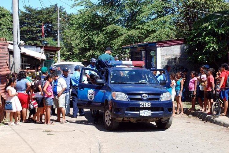 <em>Hechos de violencia van en aumento en Nicaragua.</em>