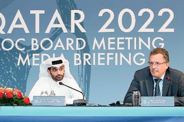 El Mundial de Catar 2022 se Empezará en noviembre y durará 28 días. (Foto Prensa Libre: Hemeroteca PL)