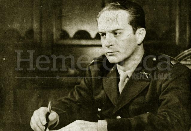 Jacobo Árbenz gobernó Guatemala de 1951 a 1954. (Foto: Hemeroteca PL)