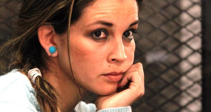 Ana Sofía Castañeda Derás fue capturada el 30 de marzo del 2012 (Foto Prensa Libre: Hemeroteca PL)