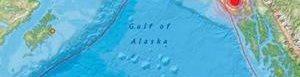 Sismo sacude Alaska.