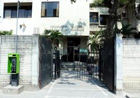 Sede de tribunales de Puerto Barrios, Izabal, donde fue emitida sentencia 25 años de cárcel contra Philips Danilo Koo Gamboa, por parricidio. (Foto Prensa Libre: Dony Stewart)