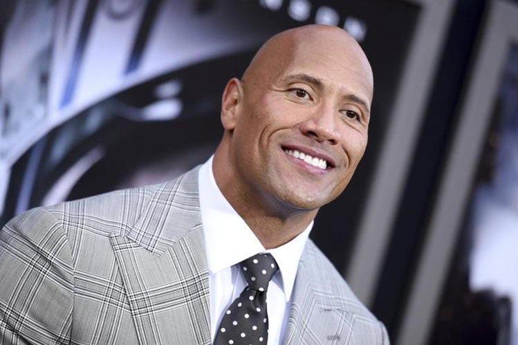 """El próximo papel de Dwayne """"The Rock"""" Johnson sería... ¿la presidencia? (Foto: Hemeroteca PL)."""