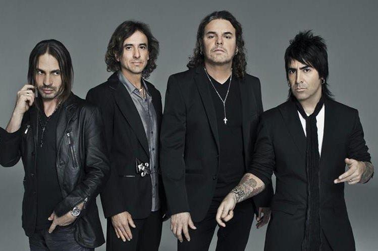 El grupo mexicano Maná, presentará en noviembre próximo, en Guatemala, su gira titulada Incendiada. (Foto Prensa Libre: Hemeroteca PL).