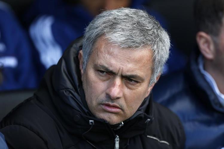 Jose Mourinho espera ser contratado por algún equipo en los próximos meses.(Foto Prensa Libre: Hemeroteca PL)