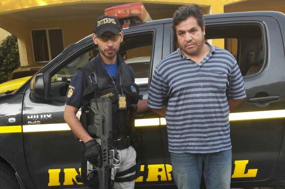 Héctor Fernando De León Mendoza es investigado por un fraude bancario en México. (Foto Prensa Libre: PNC)