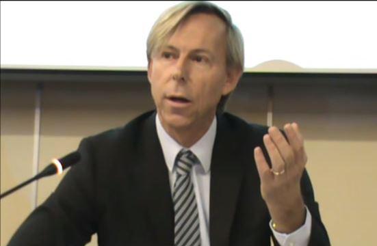 Anders Kompass, será el embajador de Suecia en Guatemala. (Foto Prensa Libre: Youtube)