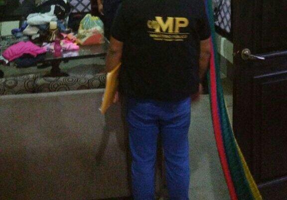 Los allanamientos por el caso de corrupción se desarrollan en Santa Rosa, Guatemala y Escuintla. (Foto Prensa Libre: MP)
