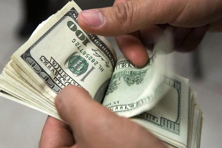 La Banca Central ha intervenido con más fuerza el mercado cambiario. (Foto Prensa Libre: Hemeroteca PL)