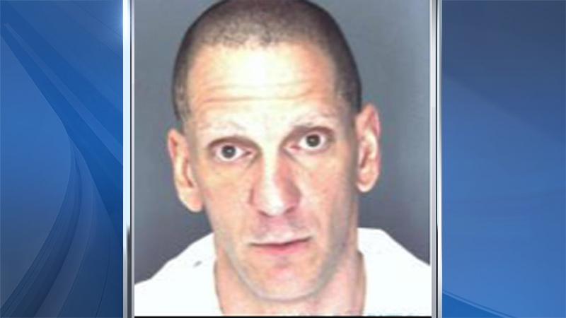Perry Coniglio, el hombre acusado de haber mantenido secuestrado al octogenario. (Foto: HWEC)