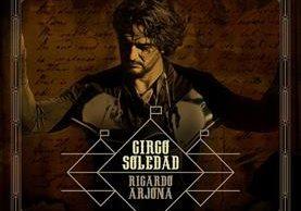 Esta semana se estrena el nuevo disco del cantautor guatemalteco, Ricardo Arjona, titulado Circo Soledad. (Foto Prensa Libre: Sitio Oficial).