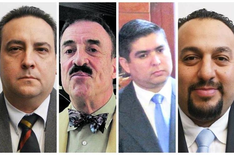 Diputados aludidos por embajador