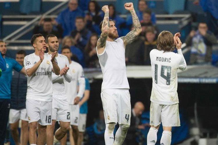 El Real Madrid es uno de los favoritos para llegar a la final. (Foto Prensa Libre: EFE)
