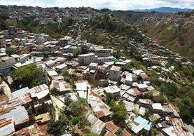 Municipios del sur de la capital serán los que reciban proyectos con préstamo. (Foto Prensa Libre: Hemeroteca PL)