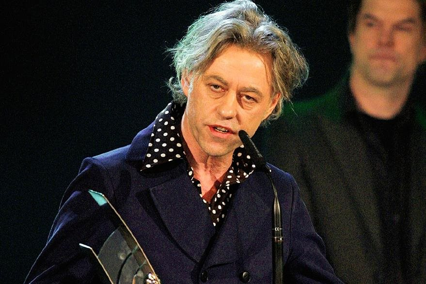 Sir Bob Geldof, en una foto de archivo del 2006, fue el iniciador de los conciertos de Live Aid en solidaridad por África. (Foto: AP)