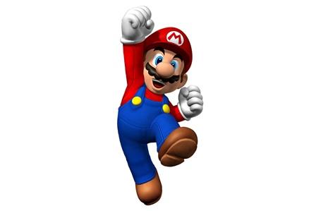 Cada vez que tocamos la pantalla Mario salta y ejecuta maniobras asombrosas. (Foto: Hemeroteca PL).