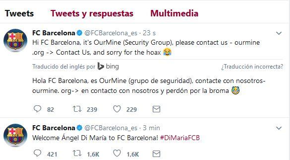 Messi 'usa' a Neymar para burlarse de Piqué:
