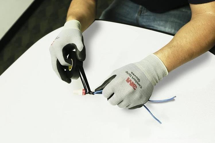 Las instalaciones eléctricas deben hacerse con materiales de calidad y con cuidado, para no tener accidentes.