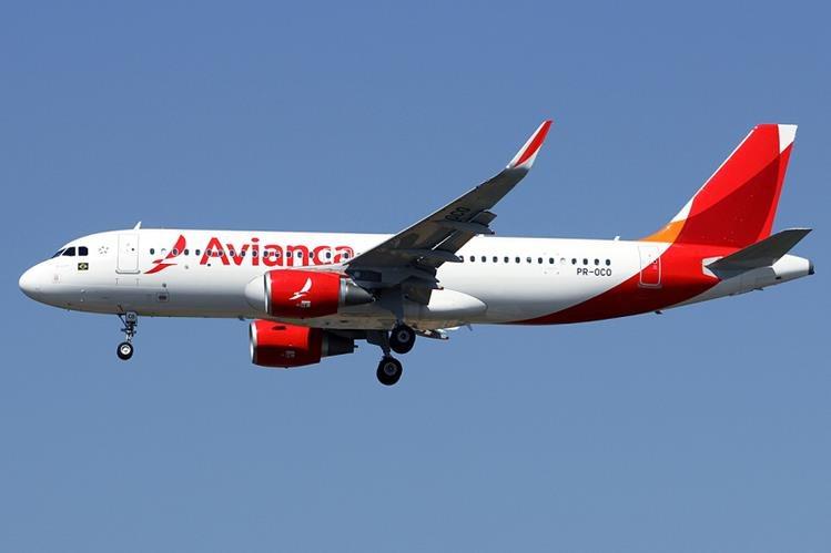 La aerolínea Avianca ha cancelado 178 vuelos en Colombia por la huelga convocada por 702 pilotos y que afectó vuelos entre Guatemala y Colombia. (Foto Prensa Libre: Cortesía)