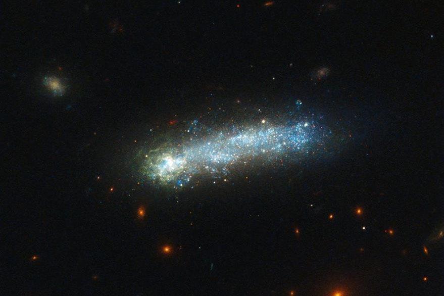 La Tierra, ubicada en la Vía Láctea, es el único lugar conocido en el Universo donde hay vida. (Foto Prensa Libre: AFP).