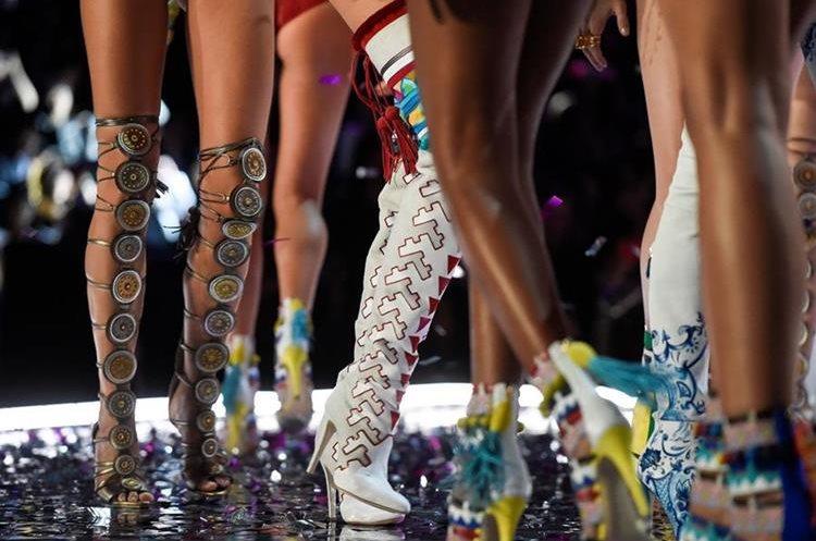 Desfile de modelos delVictoria's Secret Fashion Show