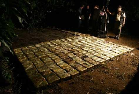 El Quinto Viceministerio fortalecerá el combate al tráfico de drogas. (Foto Prensa Libre: Archivo)