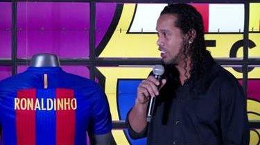 Adiós a Ronaldinho